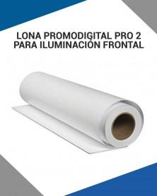 Impresión y acabados en Lonas blanca de impresión acabado