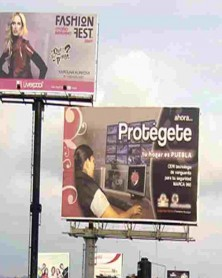 lona promodigital pro-2 front 13oz de impresión acabado Brillante para impresión