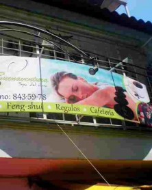 Lona promodigital pro-2 de impresión e iluminación posterior para Banners promocionales