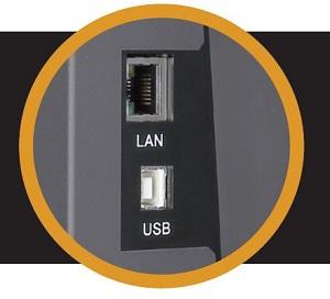 Conexión Ethernet